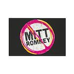 Anti Romney Rectangle Magnet (10 pack)