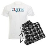 Romney Parody Cretin Men's Light Pajamas