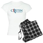 Romney Parody Cretin Women's Light Pajamas