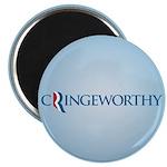 Romney Parody Cringeworthy Magnet