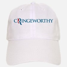 Romney Parody Cringeworthy Baseball Baseball Cap