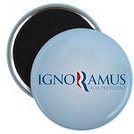Romney Parody Ignoramus Magnet