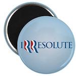 "Romney Parody Irresolute 2.25"" Magnet (100 pack)"