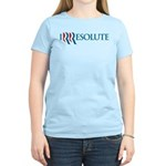 Romney Parody Irresolute Women's Light T-Shirt