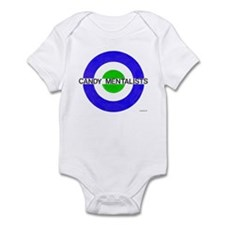 Mod Target (blue/green) Infant Creeper