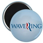 Romney Parody Wavering Magnet