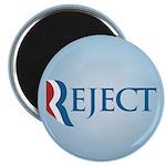 Romney Parody Reject Magnet