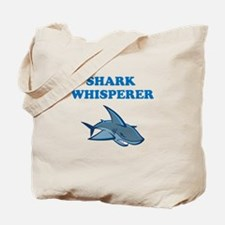 Shark Whisperer Tote Bag