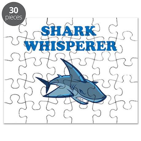 Shark Whisperer Puzzle