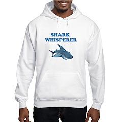 Shark Whisperer Hoodie