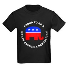 North Carolina Republican Pride T