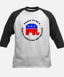 North Carolina Republican Pride Kids Baseball Jers