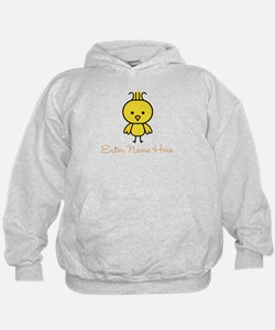 Personalized Baby Chick Hoodie