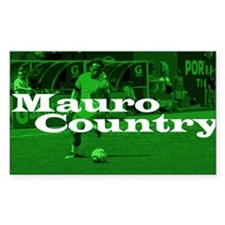 Sounders FC is Mauro Country Decal