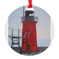 South Haven Lighthouse Ornament