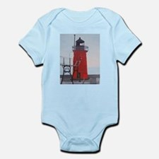 South Haven Lighthouse Infant Bodysuit