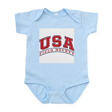 USA Field Hockey Infant Bodysuit