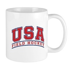 USA Field Hockey Mug