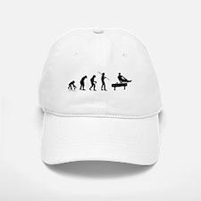 Gymnast Evolution1 Baseball Baseball Cap