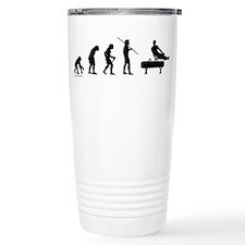Gymnast Evolution1 Travel Coffee Mug