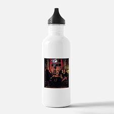Johann Erdmann Hummel Chess Water Bottle