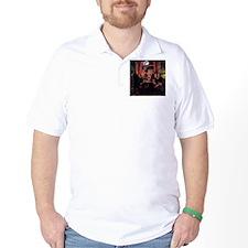 Johann Erdmann Hummel Chess T-Shirt
