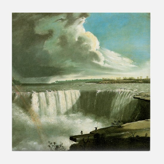 Niagara Falls from Table Rock Tile Coaster