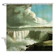 Niagara Falls from Table Rock Shower Curtain