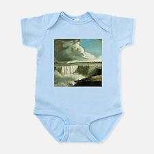 Niagara Falls from Table Rock Infant Bodysuit