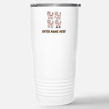 Personalized Kittens Travel Mug