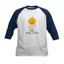 Ultra Chick Peace Love 100 Tee