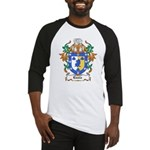 Ennis Coat of Arms Baseball Jersey
