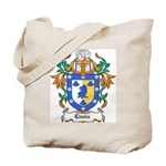 Ennis Coat of Arms Tote Bag