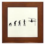Gymnast Evolution6 Framed Tile
