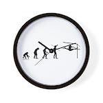 Gymnast Evolution6 Wall Clock