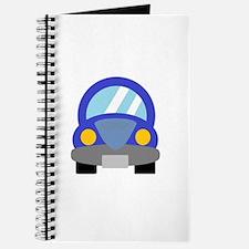 Blue Car Journal