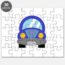 Blue Car Puzzle