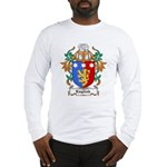 English Coat of Arms Long Sleeve T-Shirt