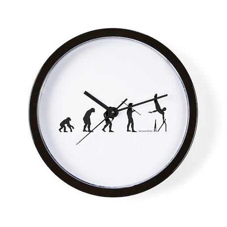 Gymnast Evolution8 Wall Clock
