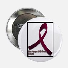 "Brain aneurysm awareness ribbon 2.25"" Button"