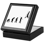 Gymnast Evolution2 Keepsake Box