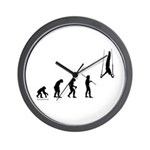 Gymnast Evolution2 Wall Clock