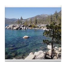Tahoe Tile Coaster