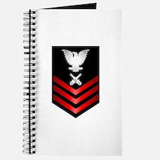 Navy Gunner's Mate First Class Journal