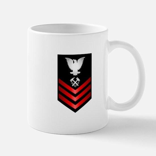 Navy Hull Maintenance Technician First Class Mug