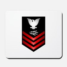 Navy Information Technician First Class Mousepad