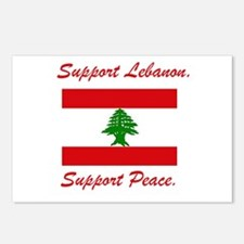 Support Lebanon Postcards (Package of 8)