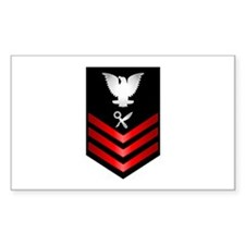 Navy Intelligence Specialist First Class Decal