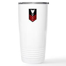 Navy Intelligence Specialist First Class Travel Mug