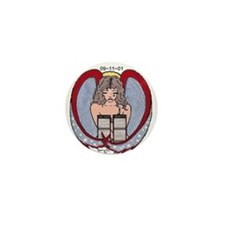 9-11 Angel Graphically Enhanced.png Mini Button